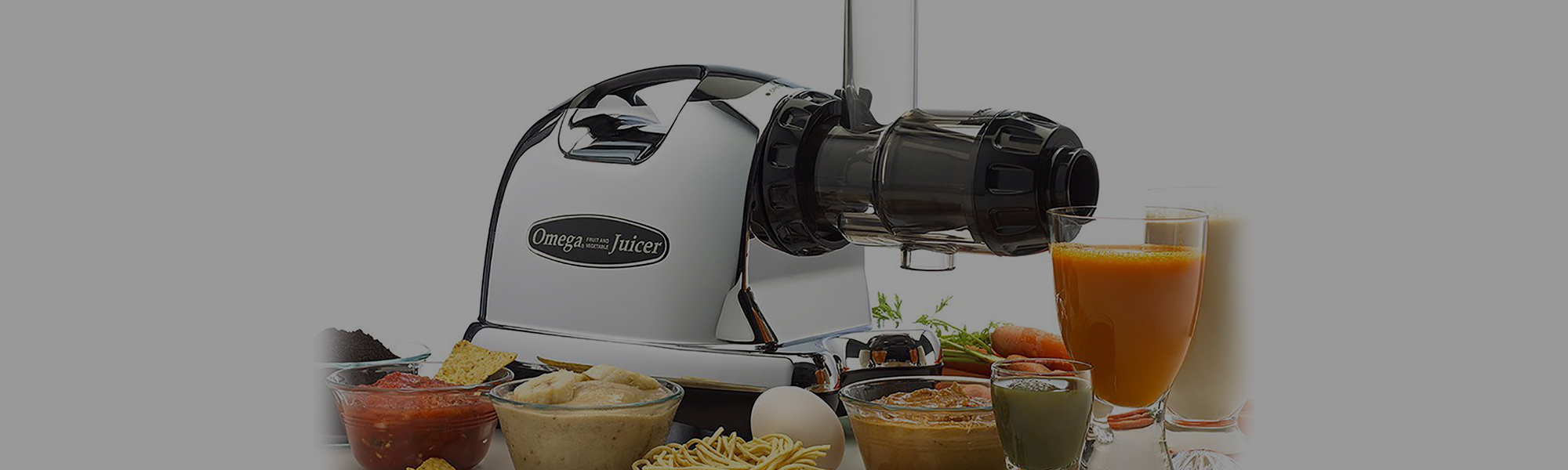 Omega VRT350 Heavy Duty<br>Dual-Stage Vertical Juicer